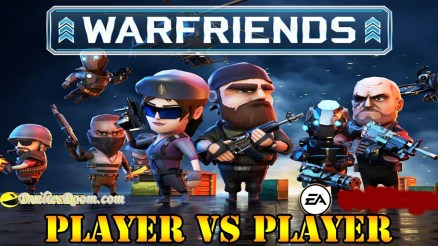 Download And Play Warfriends Android Game free   A 3D tactical action game