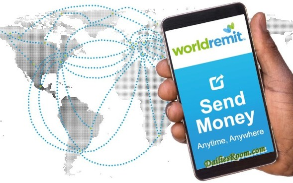 Sign Up for WorldRemit | WorldRemit Account free Registration | WorldRemit App free Download