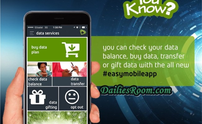 Free Download Etisalat EasyMobile App for Android | fast, easy access to several services and features
