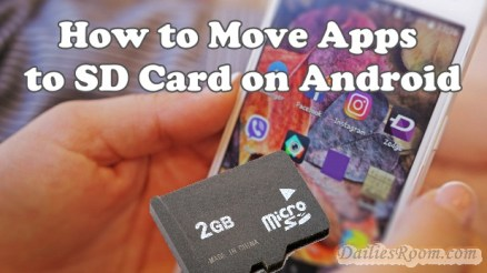 Fast way to Move downloaded Android Device Apps to SD Card Without Rooting
