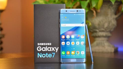 Samsung Confirms Bringing Note 7 back to Market as a Refurbished Device