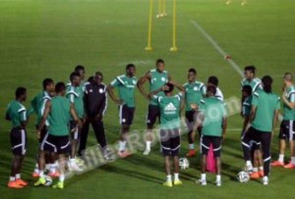 Nigeria Super Eagles camp opened in London to Players, coaches today