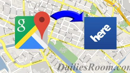 How to share Location Via Google Map App for Android Device
