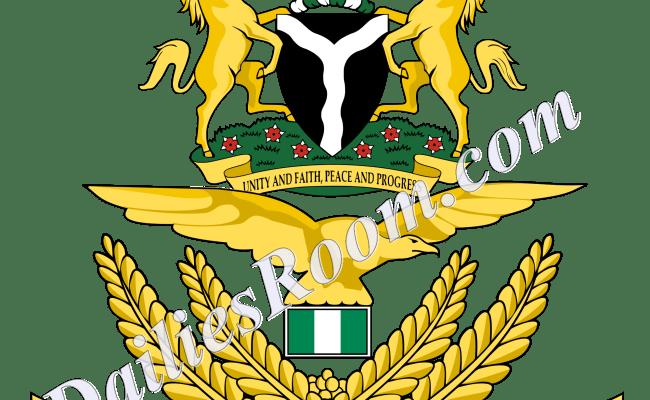 2017 NAF Online Registration - Nigeria Airforce DSSC Recruitment Form