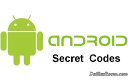 List of Android Secret Codes/hidden menu: Samsung, HTC
