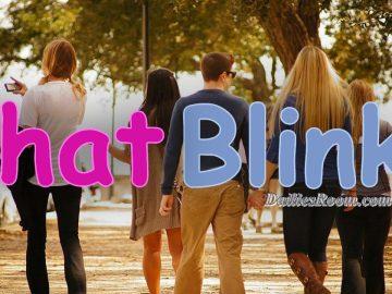 Signup for Chatblink free Online Chat | Chatblink Account free Registration