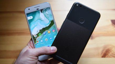 {Compare} Technical Specifications: Google Pixel vs Google Pixel XL
