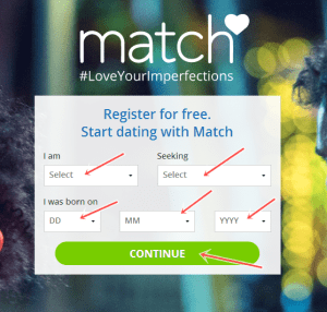 SignUp for Match Online Dating Site | Free Dating site - uk.match.com
