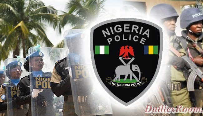 NPF Office; Nigerian Police Salary Structure   Arms Of Nigeria police