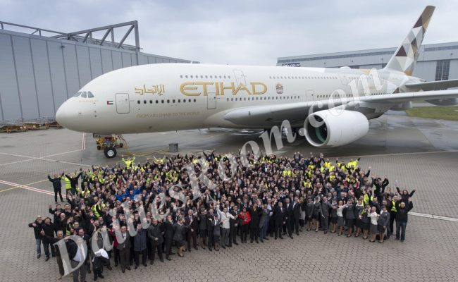 Apply Now for Etihad Airways Job Opportunities - www.career.etihad.com