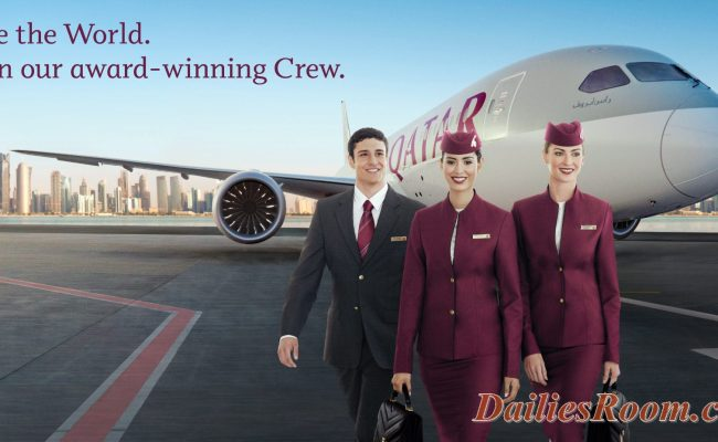 www.career.qatarairways.com | Qatar Airways Job Application - Apply Now