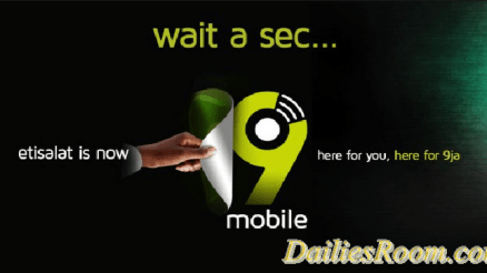 9mobile Logo | 9mobile Official Website | 9mobile Data Plan/Subscriptions