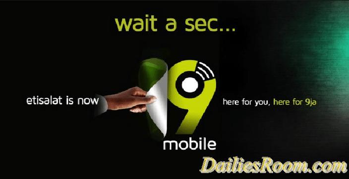 9mobile Logo | 9mobile Official Website | 9mobile Data Plan/Subscriptions