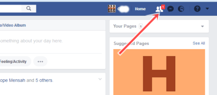 How To Accept Facebook Friends Request - Add, Remove friends Request