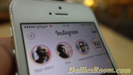 Steps to Reply Instagram Stories using Photos, Videos - Newly introduced