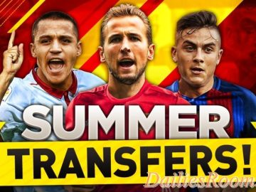 All Summer Transfers 2017 in Chelsea, Manchester United, Arsenal
