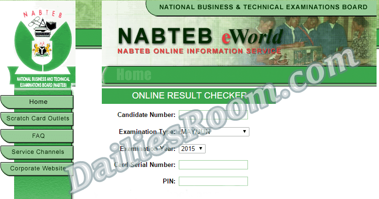 Check 2017 NABTEB May/June Result | NABTEB Result Online Checker