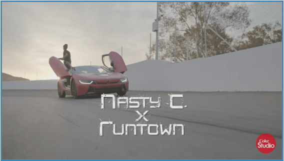 Watch and Download Nasty C & Runtown Video Title Said