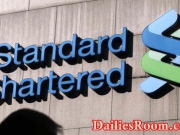 2018 Standard Chartered Bank Internship in Nigeria: Apply Here