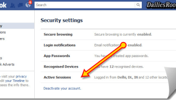How to reactivate facebook account recover deactivate fb account how to deactivate facebook account permanently ccuart Gallery