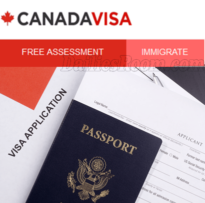 Canada Immigration Visa Application Online Form 2018 - Apply Visas Now