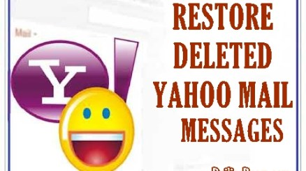 How to Restore Deleted Yahoo Mail Messages | Yahoo Mailbox Messages