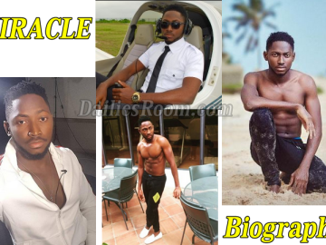 BigBrother Naija 2018 MIRACLE Wins the prize