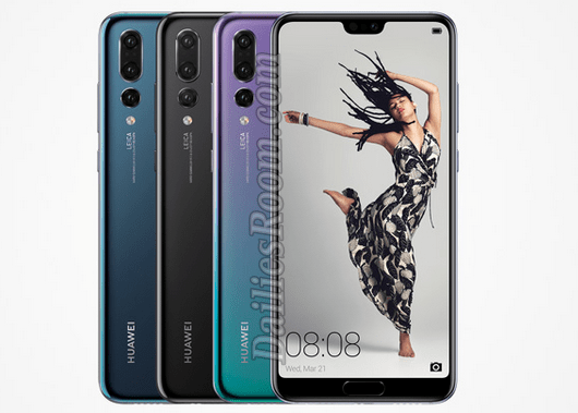 South African pricing for New Huawei's Powerful P20, P20 Pro & P20 Lite