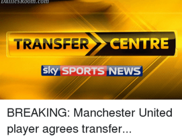 Sky Sports Transfer News For MAN UTD - Manchester United Transfers