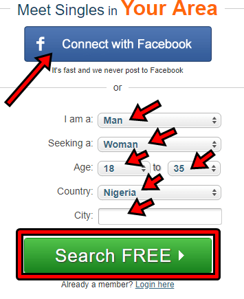 Mate1.com Online Dating Site - Mate1 Login With Facebook, Email