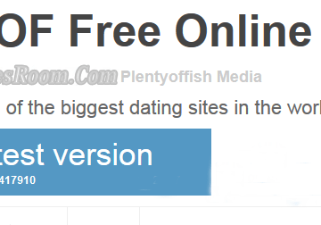 Plenty Of Fish Free Dating App Download - POF for Android latest version