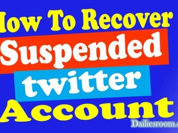 How To Recover Suspended Twitter Account | Unsuspend Twitter Account