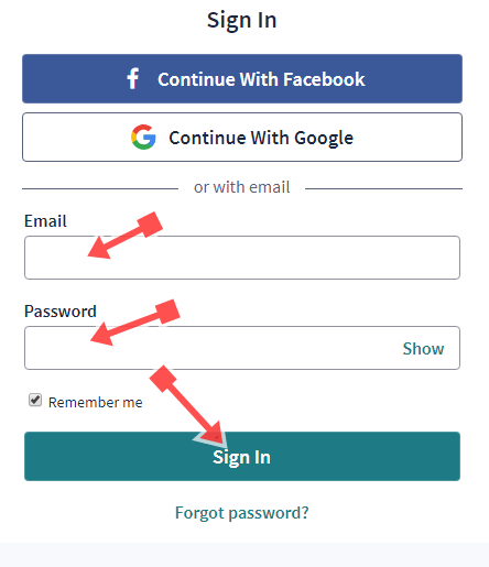 www.scribd.com Sign in Portal | Scribd Login With Facebook & Google