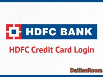 HDFC Bank Online Account - HDFC Credit Card Login | Register HDFC Credit Card