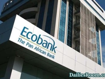 How To Apply For Ecobank Diaspora Current Account Online