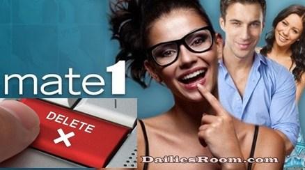 How To Delete Mate1 Profile Account - www.mate1.com Profile Removal