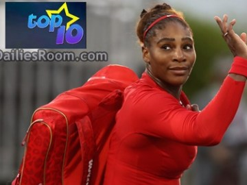 Forbe's Top 10 Highest Earning Female Athletes In The World