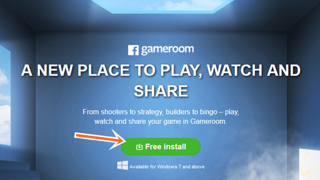 Download Facebook GameRoom for iPad iPhone, Android & Windows 7...