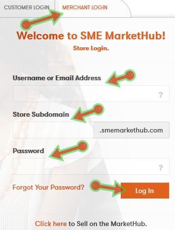 MarketHub Online Sign Up - MarketHub Registration For MarketHub Deals