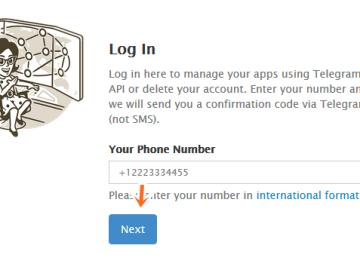 How To Delete Telegram Account Permanently - www.telegram.org/deactivate