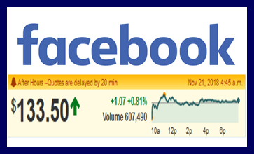 Facebook Annual Income Statement - www.Facebook.com Incomers