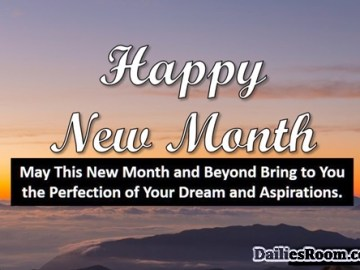 Happy New Month Prayer Messages - Best December Wishes