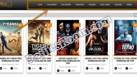 How To Download Moviescouch HD Movies At www.moviescouch.co