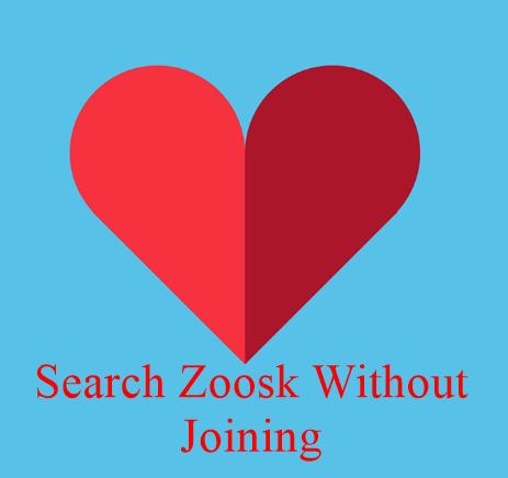 Sign www in zoosk Zooskcom Log