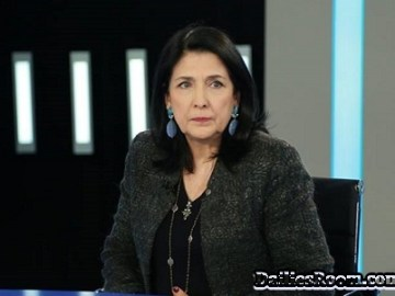 First Female President Of Georgia: Salome Zurabishvili Biography