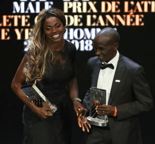 IAAF Awards: IAAF Athlete Awards of the Year Finalists