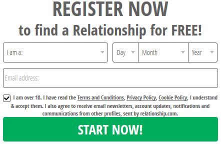 Relationship.com Dating site: Relationship Registration For Singles