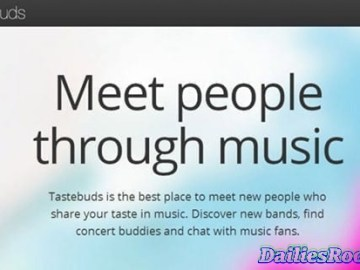 www.tastebuds.fm Review: Tastebuds Registration To Meet New People