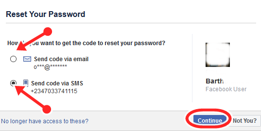 How To Reset Facebook Password Without Email For New FB.com Login
