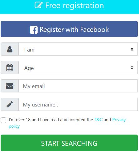 Cheekyflirt UK Dating Site: Cheekyflirt Facebook Registration Guide